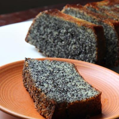 עוגת פרג ללא גלוטן